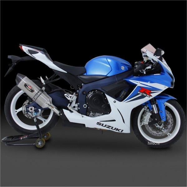 ヨシムラ R-77Jサイクロン EXPORT SPEC スリップオンマフラー 11年 GSX-R750 EU仕様、GSX-R600 EU仕様 (STC) 110-571-5W80 JP店