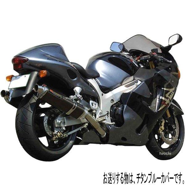 ヨシムラ TRI-OVALサイクロン 1エンド スリップオンマフラー -06年 GSX1300R HAYABUSA 北米仕様、EU仕様 (STB) 110-502-5481B JP店