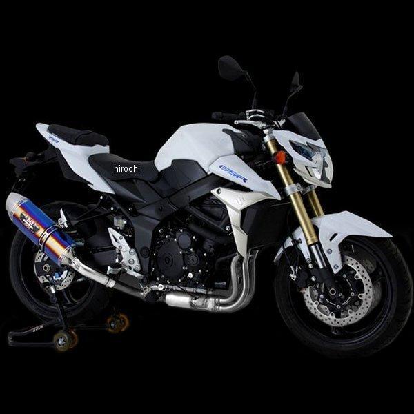 ヨシムラ R-77Jサイクロン EXPORT SPEC スリップオンマフラー 11年以降 GSR750 ABS国内仕様、EU仕様/ABS (SMS) 110-158-5V20 JP店