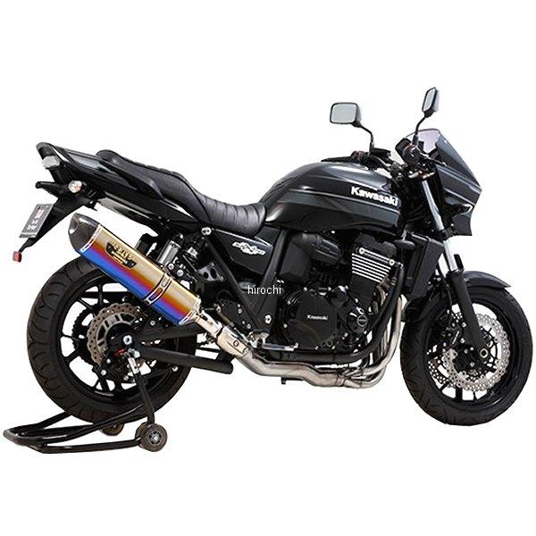 ヨシムラ R-77S サイクロン LEPTOS スリップオンマフラー 09年以降 ZRX1200 (STC) 110-28415W80 JP店