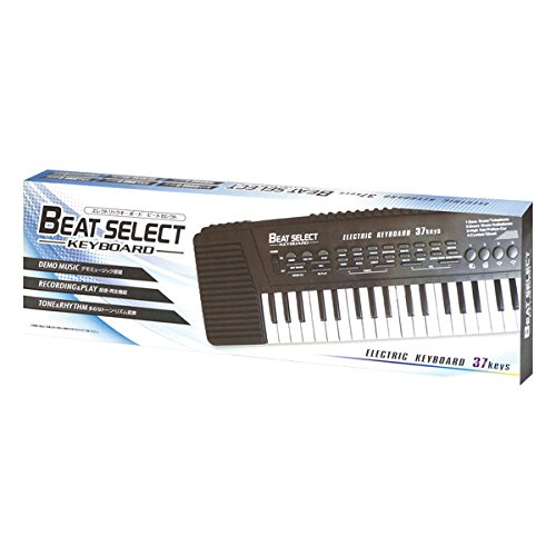 A hack (HAC) electric keyboard beat select electronic keyboard battery type  [musical instrument] [) except (some areas]