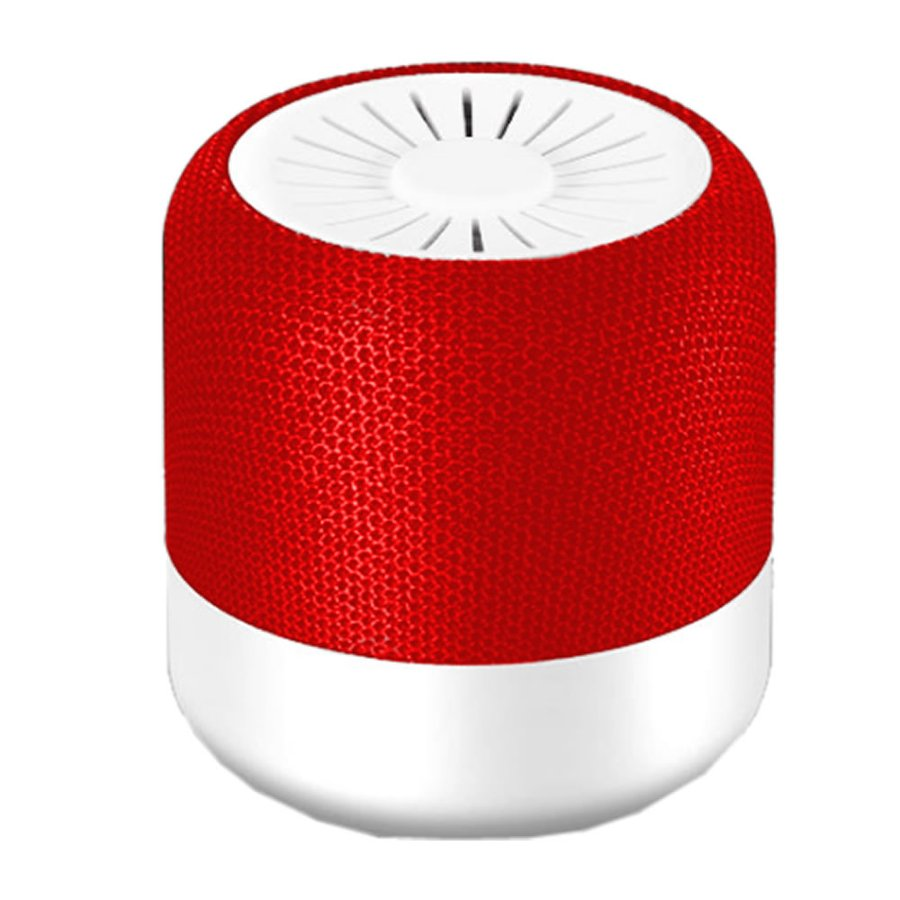 USB充電 大迫力 現品 小型Bluetoothスピーカー 《レッド》 ワイヤレス 無線 スマホ 新作通販 定形外郵便 代引不可 ミニスピーカー 送料無料 重低音
