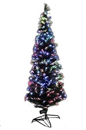 180cm ファイバーツリー グリーン クリスマスツリーに最適! 高輝度LED [クリスマス][ツリー][送料無料(一部地域を除く)]