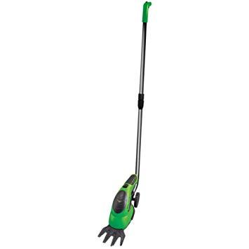 家庭用充電式草刈り機 コードレスガーデントリマー 刈助/KARUSUKE MCE-3360(GR) [掃除][便利][送料無料(一部地域を除く)]