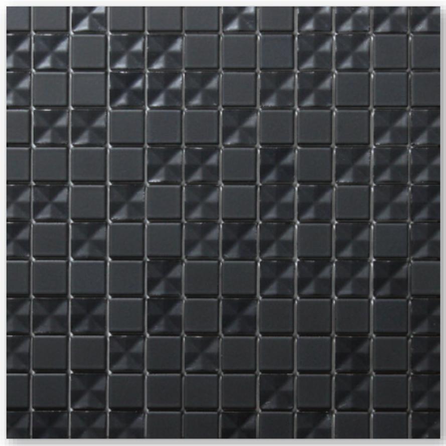 2つの面状が 美しく輝く壁面 クロスシャイン 黒マット 超激安特価 超人気 CRS-30