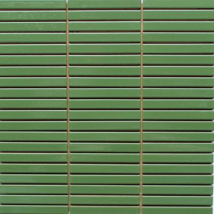 多種多様な空間を彩るシリーズ ボーダー タイル グリーン SALENEW大人気! 入手困難 緑色 内装壁 DIY クラフト カウンター キッチン 洗面所 建築資材 IP-03V 浴室 プリセラIPボーダーV