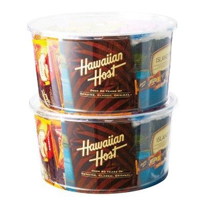 送料無料 ハワイアンホスト アイランドトリオ 30.6oz(36袋)×2個 ハワイ お土産 ハワイアンホースト