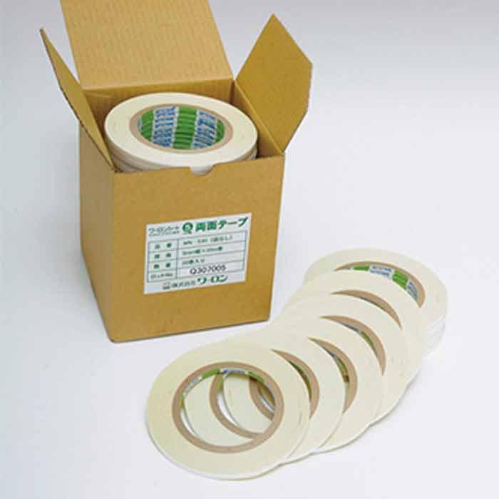 ワーロンシート用 両面テープ 5mm巾×20m 袋無し箱入り30巻