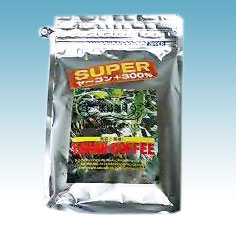 Power-up diet coffee! Yacon blend coffee SUPER! 250 g ★ shipping * bag 3 or more purchase courier delivery (to the same address and same-day shipping only) 10P30Nov13