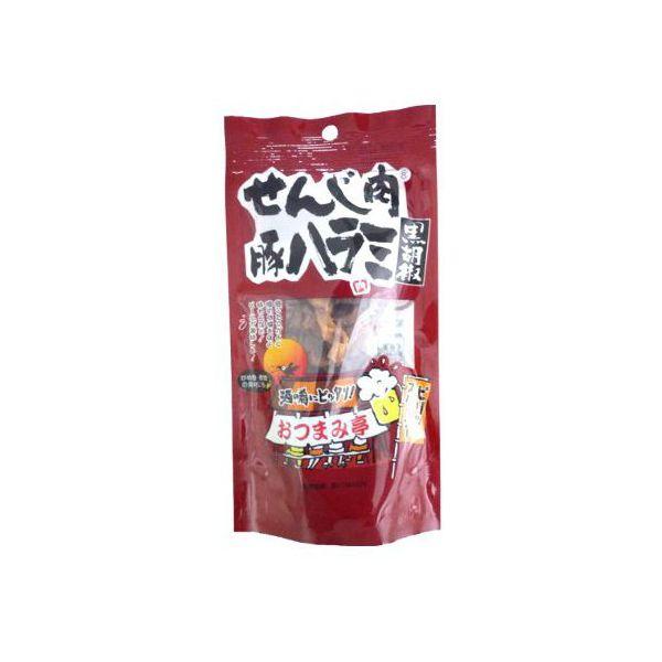 """有广岛特产""""senji肉(senjigara)猪横膈膜黑胡椒""""45g的1袋(6袋学分deyuu分组班次)02P03Dec16"""