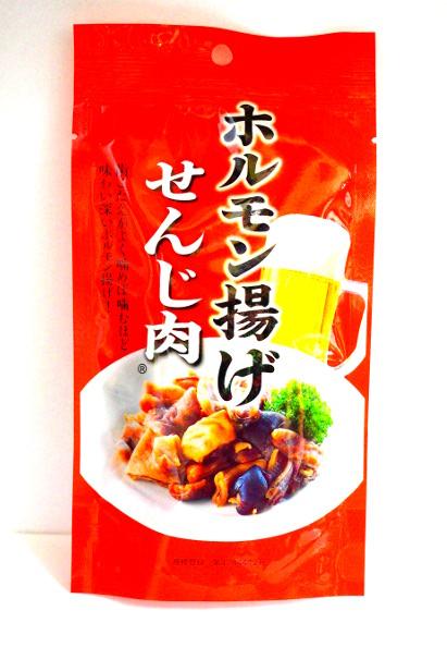 広島名物「せんじ肉」40g入り×1袋 (6袋単位でメール便送料無料) せんじがら