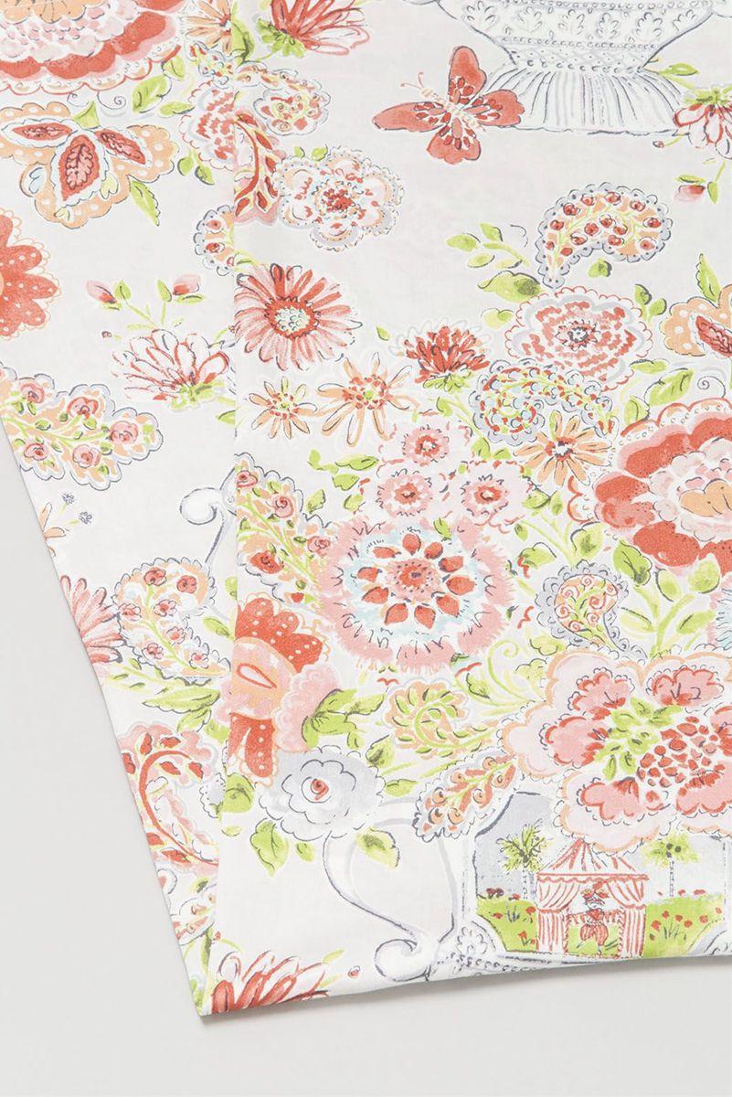 Dena Home テーブルクロス 長方形 Bouquet<ブーケ>PK