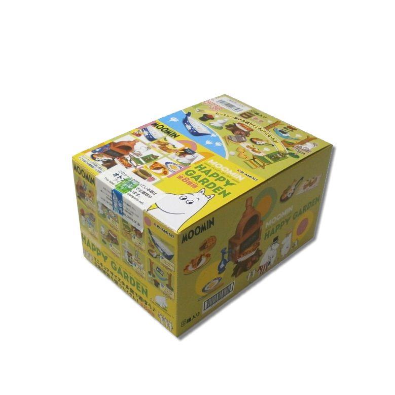 ムーミン HAPPY GARDEN 全8種セット [メール便非対応商品]  【Moomin】 【むーみん】 【キャラクターグッズ】