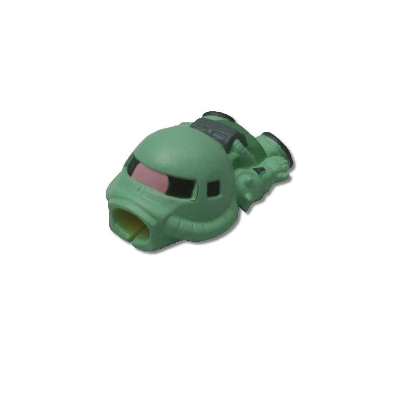 機動戦士ガンダム ケーブルバイト 限定特価 ザク 5668 追跡可能メール便 在庫限り 送料200円 CABLEBITE ZAKU ガンダム 対応商品 ケーブルアクセサリー