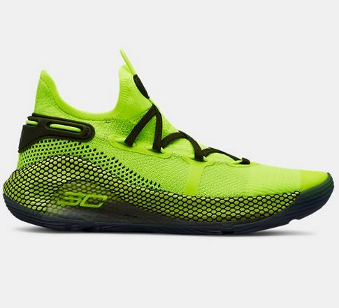 Under Armour アンダーアーマー Curry 6 (GS) 3020415 カリー 6 バスケット シューズ キッズ 取り寄せ商品