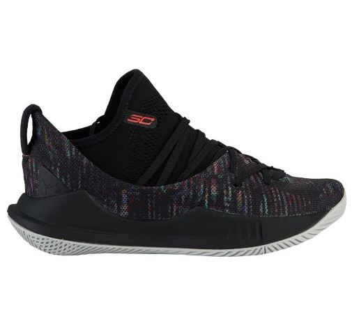 Under Armour アンダーアーマー Curry 5 (GS) カリー 5 バスケット シューズ キッズ 取り寄せ商品
