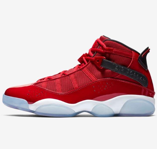 NIKE ナイキ Jordan 6 Rings 322992 ジョーダン シックスリングス バスケットボール シューズ メンズ 取り寄せ商品