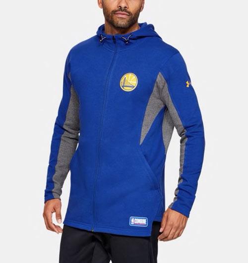 Under Armour アンダーアーマー NBA Combine Authentic UA Baseline Hoodie コンバイン オーセンティック ベースライン フーディ バスケットボール メンズ 取り寄せ商品