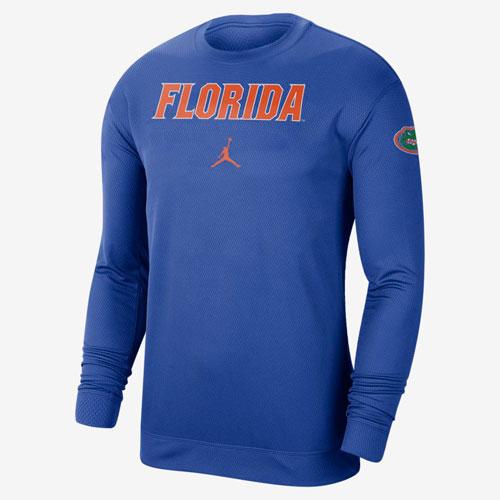 NIKE ナイキ Jordan College Spotlight Top Florida ジョーダン カレッジ スポットライト ドライフィット Tシャツ フロリダ メンズ 取り寄せ商品
