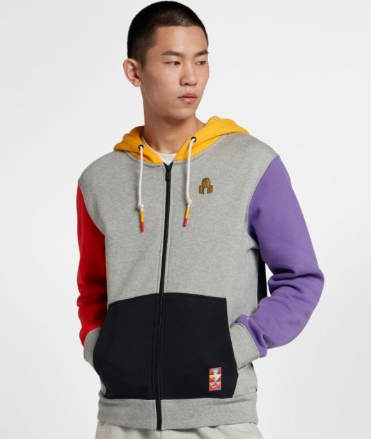 NIKE Kyrie Irving Showtime Hoodie CNY