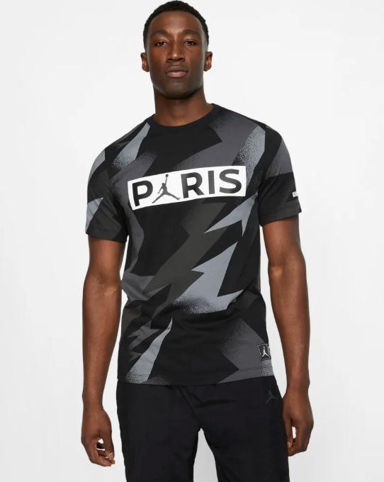 NIKE ナイキ Jordan T-Shirt PSG