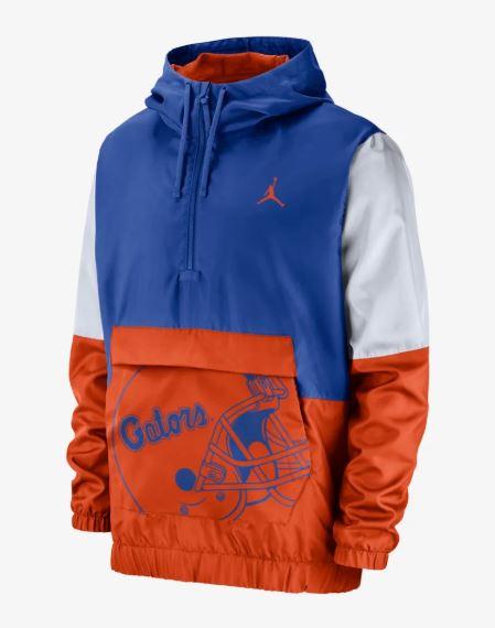 NIKE ナイキ Jordan College Woven Anorak Jacket