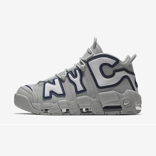 NIKE ナイキ Air More Uptempo City ナイキエア モア アップテンポ シティコレクション ニューヨーク バスケットボール シューズ スニーカー メンズ 取り寄せ商品