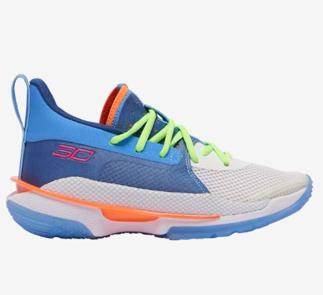 Under Armour アンダーアーマー Curry 7 (GS)