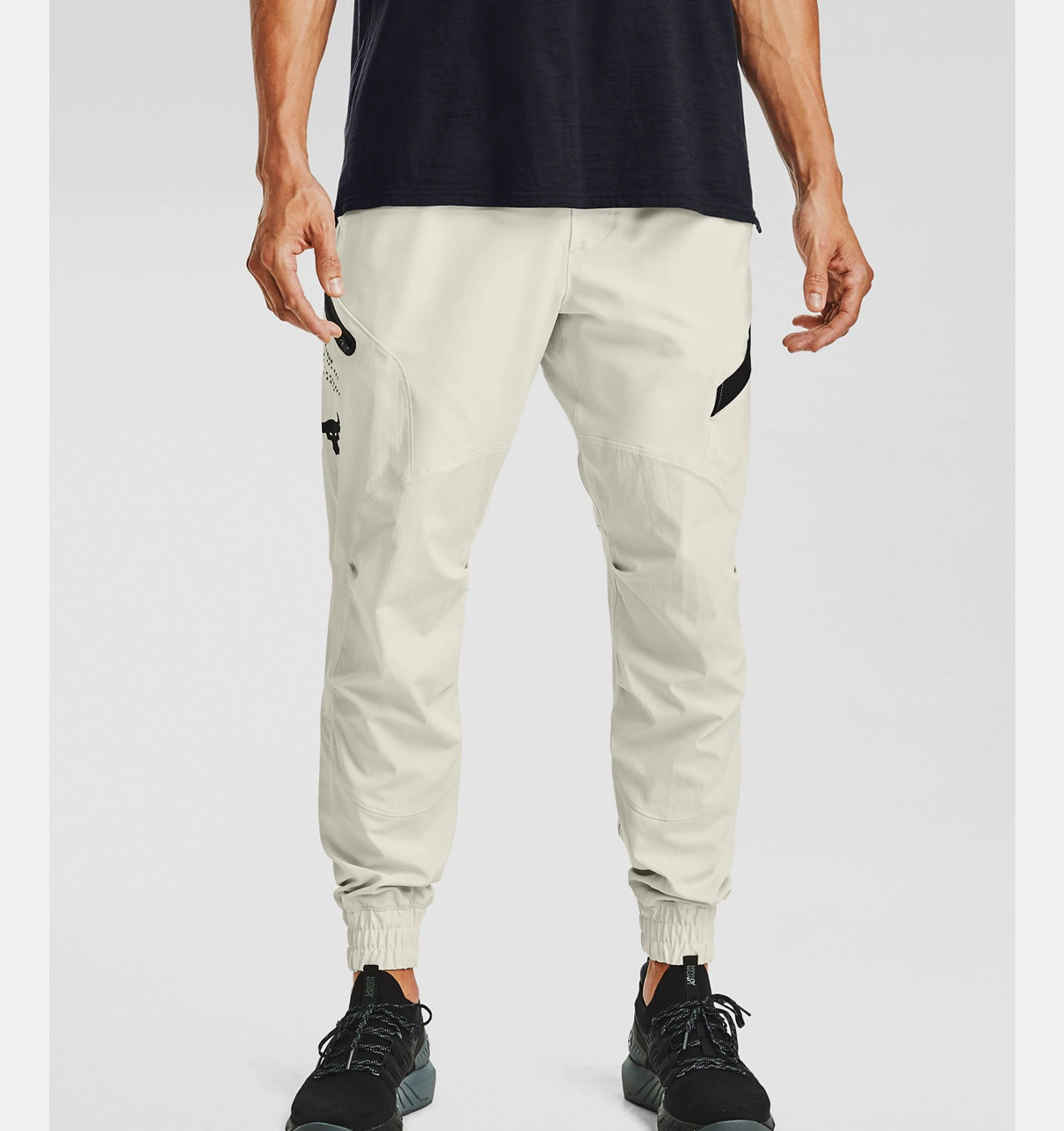 Under Armour アンダーアーマー Project Rock Unstoppable Pants プロジェクト ロック アンストッパブル パンツ メンズ 取り寄せ商品