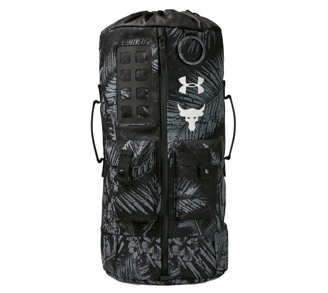 在庫あり Under Armour アンダーアーマー Project Rock 60 Backpack Bag 1345663 プロジェクト ロック バックパック バッグ メンズ