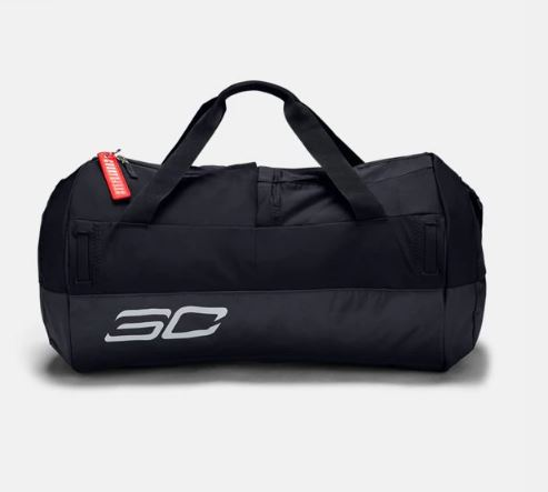 Under Armour SC30 Basketball Duffle Bag アンダーアーマー カリー SC30 バスケットボール ダッフルバッグ 取り寄せ商品