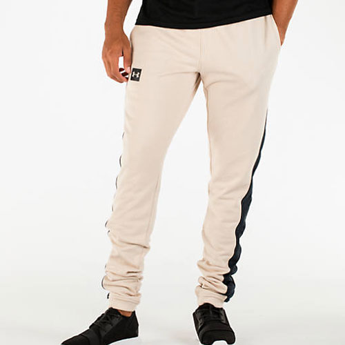 Under Armour アンダーアーマー Sportstyle Stacked Terry Jogger Pants 1303704 スポーツスタイル スタックド テリー ジョガーパンツ メンズ 取り寄せ商品