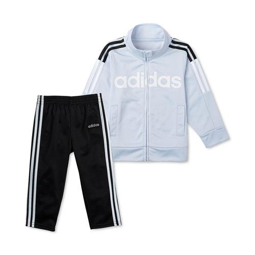 adidas アディダス Tricot Jacket Pants Set トリコット ジャケット パンツ セット ベビー 赤ちゃん 取り寄せ商品