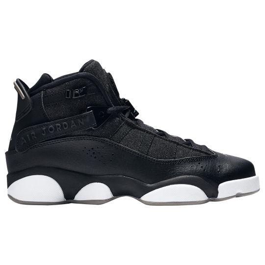 NIKE ナイキ Jordan 6 Rings (GS) 323419 ジョーダン 6リングス バスケットボール シューズ キッズ 取り寄せ商品