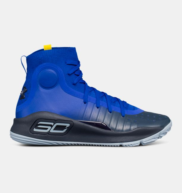 Under Armour アンダーアーマー Curry 4 Mid (GS) 1295995 カリー4 ミッド ボーイズグレードスクール バスケットボール シューズ 子供 キッズ 取り寄せ商品 di