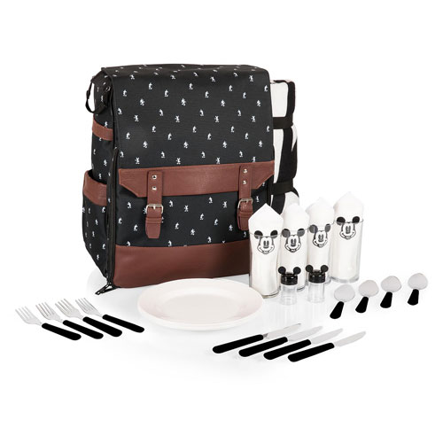 Disney Mickey Mouse Picnic Backpack ディズニー ミッキーマウス ピクニック バックパック 取り寄せ商品