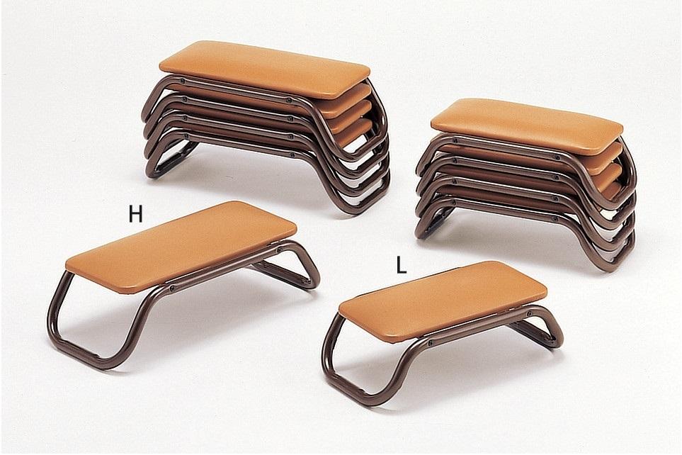 アルミ正座椅子 H  10脚セット