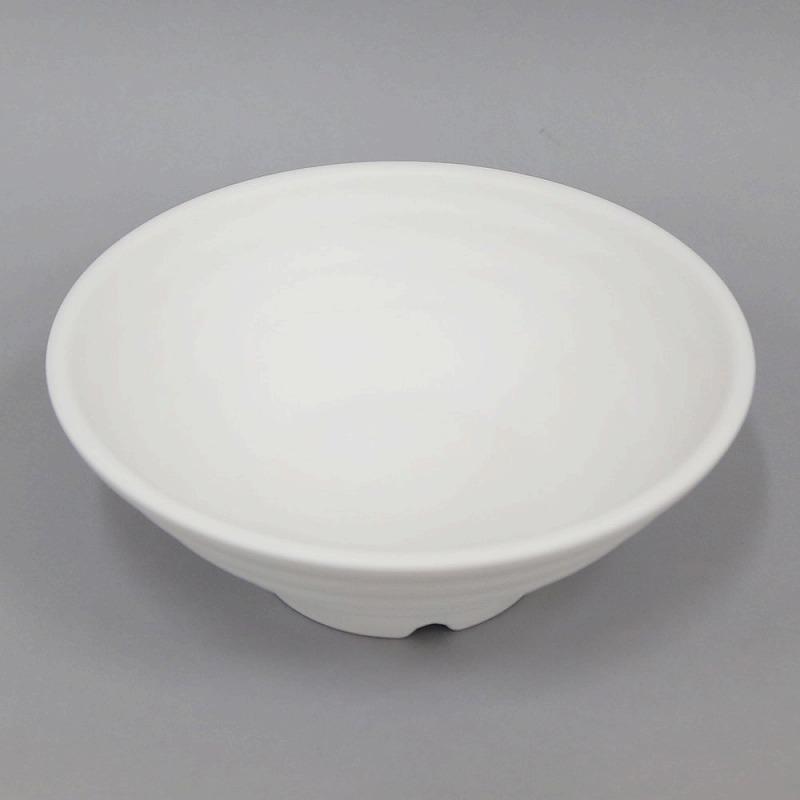 丸鉢 白【10枚セット】業務用食器 メラミン製和食器 _FH70189W-10