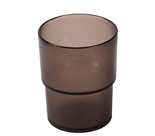 タンブラー ブラウン色 60個セット(12個×5ケース) 業務用 コップ _FH70027NHB-12-5