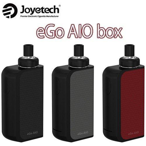 人気ブランド Joyetech まとめ買い特価 eGo AIO BOX 2100mAh イーゴー ボックス アイオ 電子タバコ