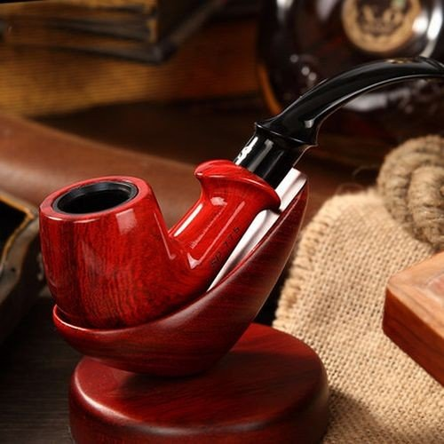 定番 パイプ 刻みタバコ喫煙用 スターターキット シガー 木目 たばこ 超激安特価 煙管