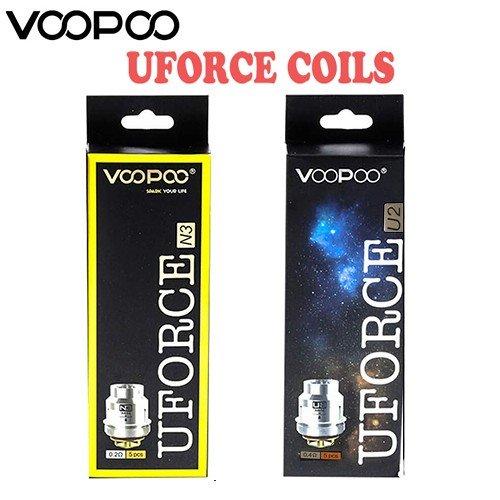ブープー ドラグ コイル 2 0.2Ω 0.4Ω Coil Vape VOOPOO UFORCE 交換コイル ドラッグ U2 新作多数 電子タバコ ブランド激安セール会場 SERIES 専用 N3 N2 DRAG