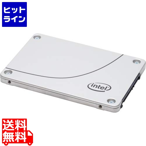 インテル ( intel ) SSD DC S4510 Series (240GB, 2.5in SATA 6Gb/s, 3D2, TLC) Generic Single Pack SSDSC2KB240G801