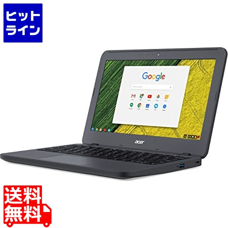 エイサー ( acer ) Chromebook 11 N7 C731-F12M (Celeron N3060/2GB/16GB eMMC/11.6/Chrome OS/Officeなし/スティールグレイ)