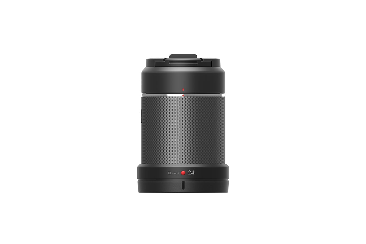 Zenmuse X7 DL 24mm F2.8 LS ASPHレンズ(ゼンミューズ)
