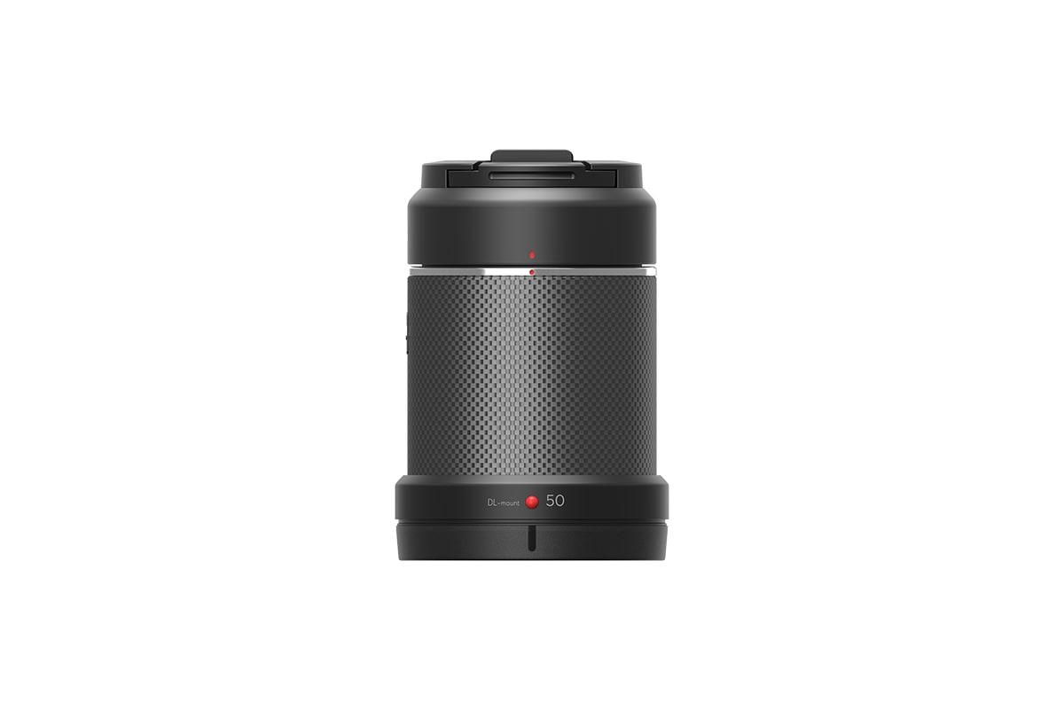 Zenmuse X7 DL 50mm F2.8 LS ASPHレンズ(ゼンミューズ)