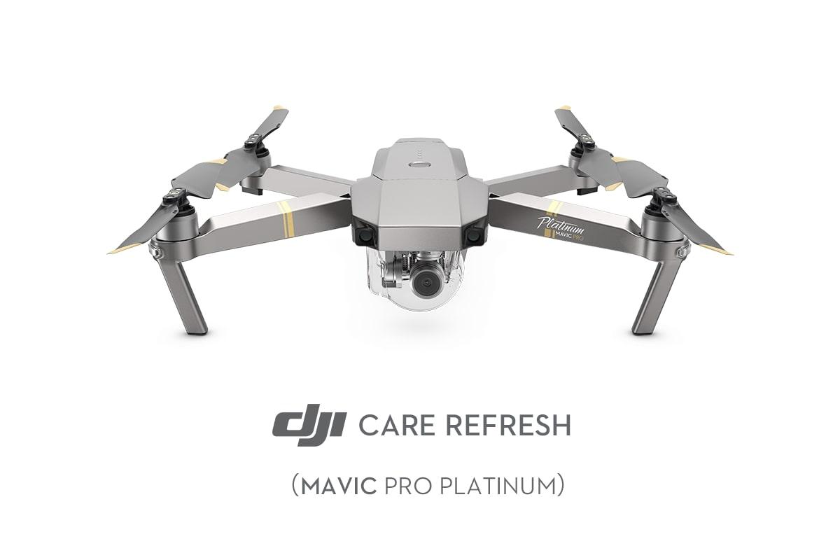 DJI Care Refresh (Mavic Pro Platinum)(ケアリフレッシュ マビック プロ プラチナム)
