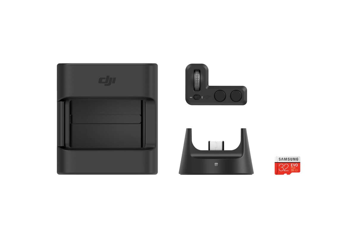 【期間限定 エントリーでポイント32倍+SPU】DJI Osmo Pocket 拡張キット(オズモ ポケット カクチョウ キット)