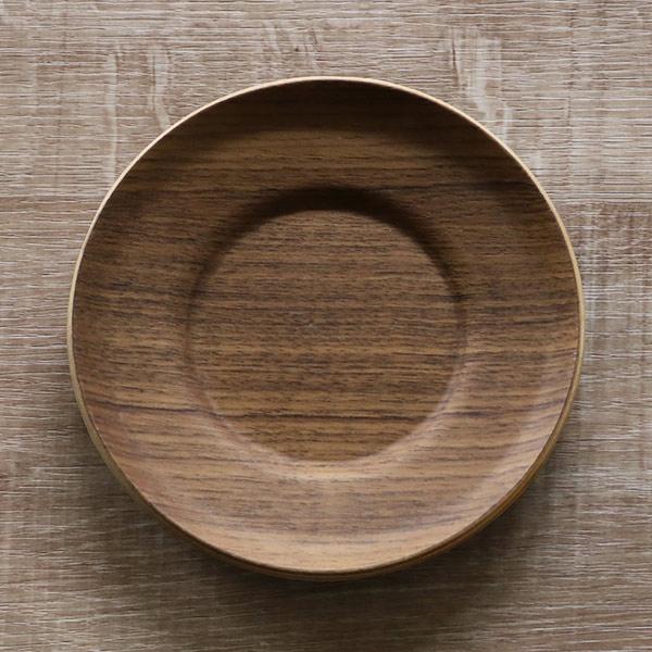 ハイクオリティ カップから湯飲みまで 和洋問わず合わせられる木製ソーサー ソーサー 13cm キントー 食器 SEPIAシリーズ 木製 入手困難 KINTO