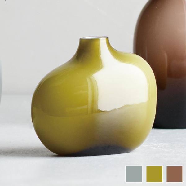 セール特別価格 瑞々しい透明感と丸みのあるフォルムが際立つガラスの一輪挿し 花瓶 一輪挿し キントー 激安☆超特価 KINTO 01 ベース SACCO フラワーベース ガラス